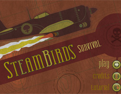 Steambirds Survival for iOS and Android